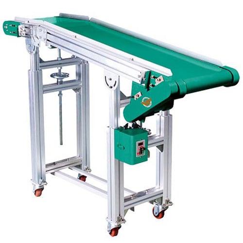 نوار نقاله ( کانویور ) ؛ تجهیزات جانبی دستگاه تزریق پلاستیک